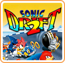 Sonic Drift 2 for 3DS
