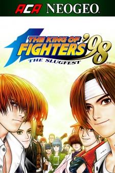ACA NEOGEO THE KING OF FIGHTERS '98 for XBox One