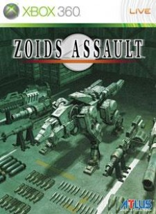 Zoids Assault for XBox 360