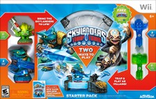 Skylanders Trap Team for Wii