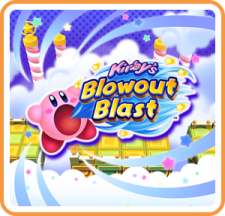 Kirby's Blowout Blast for 3DS