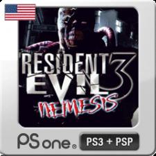 Resident Evil 3: Nemesis for PSP