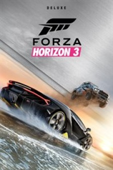 Forza Horizon 3 Deluxe Edition for XBox One