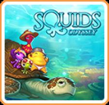 Squids Odyssey for WiiU