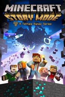Minecraft: Story Mode -  The Complete Season (Episodes 1-5) for XBox One