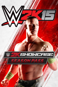 WWE 2K15 Digital Deluxe Edition for XBox One