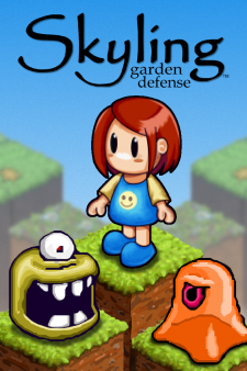 Skyling: Garden Defense for XBox One