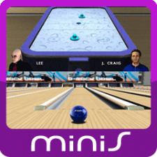 Arcade Air Hockey & Bowling™ for PSP