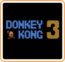 Donkey Kong 3 for 3DS