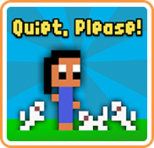 Quiet, Please! for 3DS