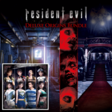 Resident Evil: Deluxe Origins Bundle for PS3