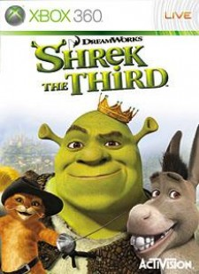 SHReK the THiRD for XBox 360