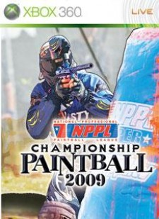 Paintball 2009 for XBox 360