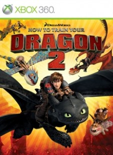 Dragons 2 for XBox 360