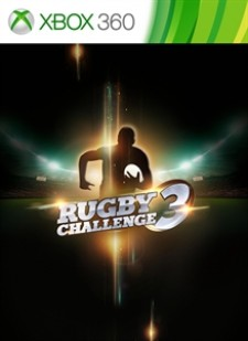 Rugby Challenge 3 for XBox 360