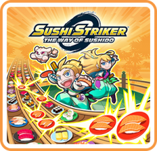Sushi Striker: The Way of Sushido for 3DS