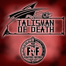 Fighting Fantasy: Talisman of Death for PSP
