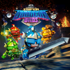 Super Dungeon Bros for PS4
