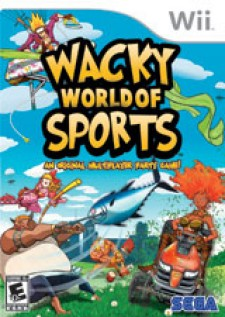 Wacky World of Sports for Wii