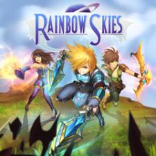 Rainbow Skies for