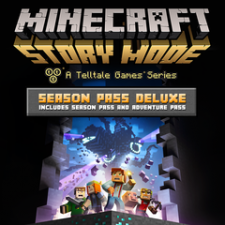 MINECRAFT: STORY MODE -(TRIAL) for PS3