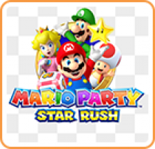 Mario Party Star Rush - Party Guest Edition for 3DS