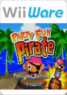 Party Fun Pirate for Wii