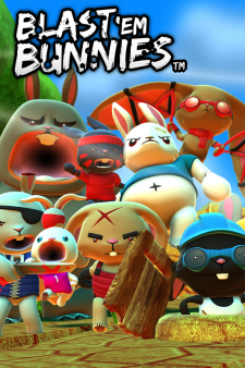 Blast 'Em Bunnies for XBox One