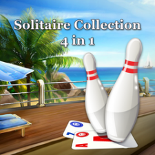 Solitaire Collection 4 in 1 for PS Vita