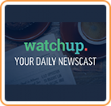 Watchup: Your Daily Newscast for WiiU