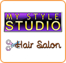 My Style Studio: Hair Salon for 3DS