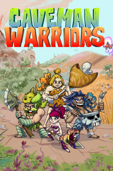 Caveman Warriors for