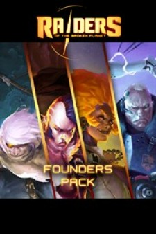 Raiders of the Broken Planet - Founders Pack for