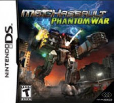 Mech Assault: Phantom War for DS