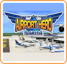 I am an Air Traffic Controller Airport Hero Narita for 3DS