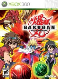 Bakugan™ for XBox 360