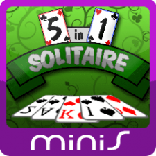 5 in 1 Solitaire™ for PSP