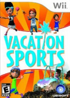 Vacation Sports for Wii