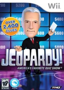 JEOPARDY! for Wii