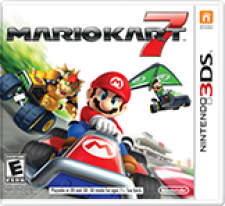 Mario Kart 7 for 3DS