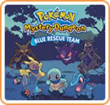 Pokémon Mystery Dungeon: Blue Rescue Team for WiiU