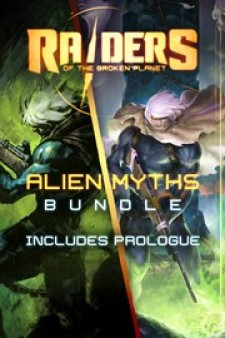 Raiders of the Broken Planet - Alien Myths Bundle for