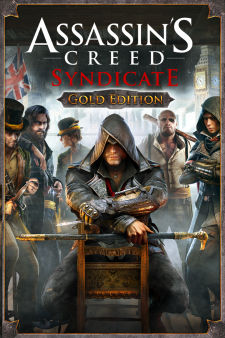 Assassin's Creed® Syndicate Gold Edition for XBox One
