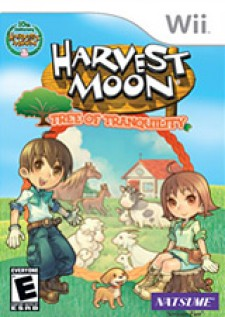 Harvest Moon: Tree of Tranquility for Wii
