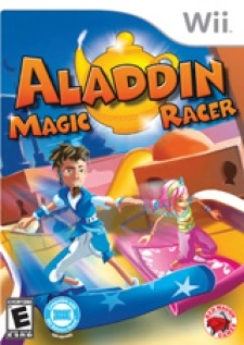 Aladdin: Magic Racer for Wii