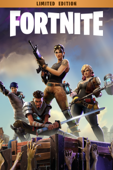 Fortnite - Limited Edition Founder's Pack for