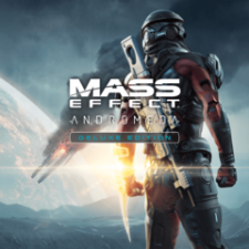 Mass Effect™: Andromeda Deluxe Edition for PS4