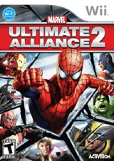 Marvel: Ultimate Alliance 2 for Wii