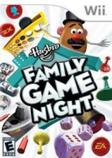 Hasbro Family Game Night for Wii