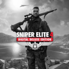 Sniper Elite 4 Deluxe Edition for PS4